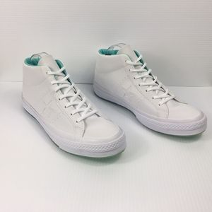 Converse One Star Counter Climate White & Mint NEW